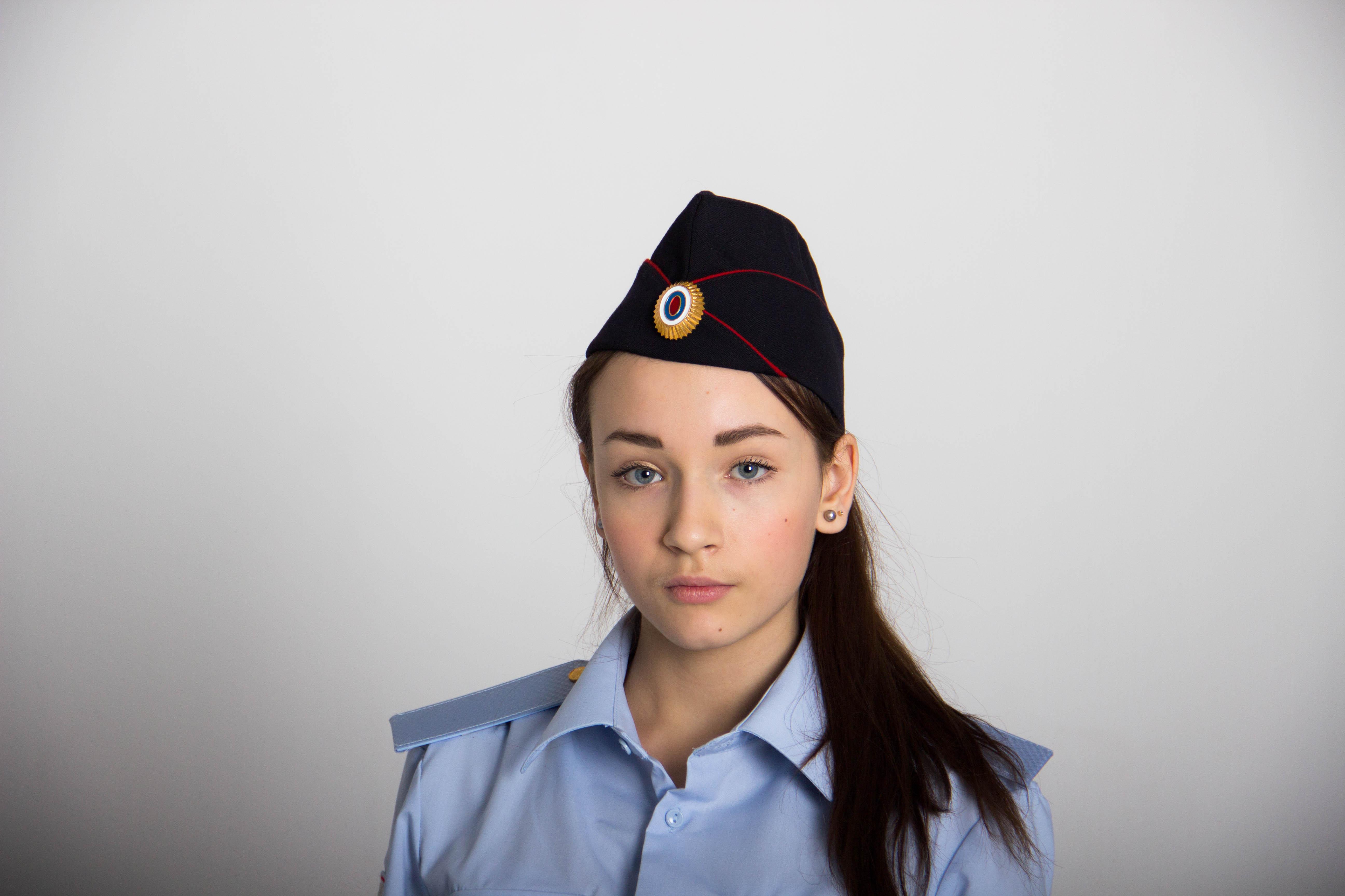 Женская пилотка